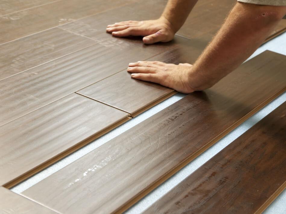 laminate installation | Yuma Carpets